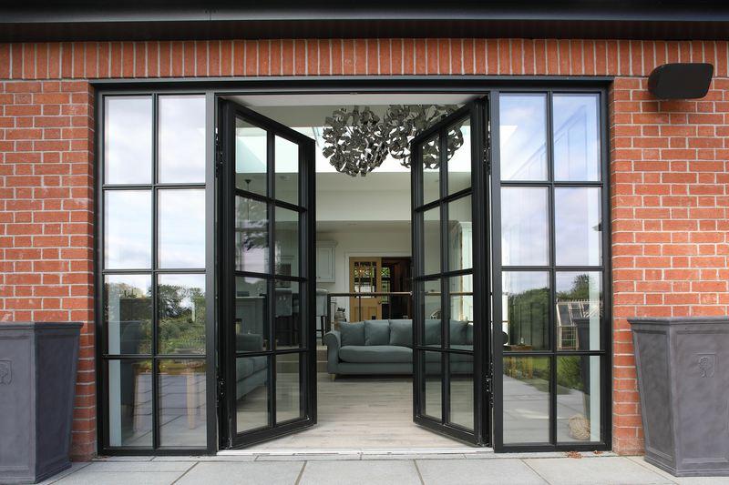 Reynaers Sl38 Slimline Aluminium Windows Open Space